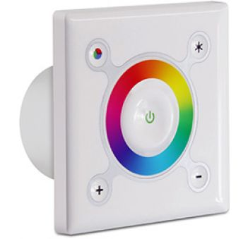 Touch RGB controller (white sens panel) 28011