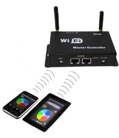 LD-RC-WIFI-V2-M (master, multi point) 5-24v 3x4A